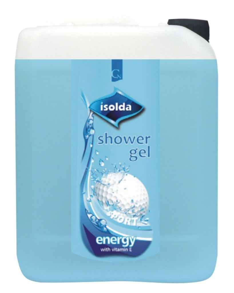 D Isolda Enegry 5l shower gel